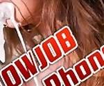 Teen Blowjob repairman for phone! Huge Cumshot in mouth!