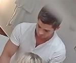 Amateur Blonde has no Idea about Spy Cams