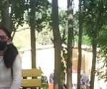 人前露出洛丽塔 定制公园露出自慰
