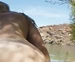 Анал девственницы трах на общественном пляже - Молли таблетки - горячий открытый сперма в жопе ПОВ