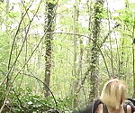 Aurelie 18 ans baise champetre