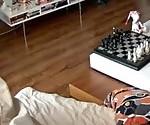 Teen Masturbate to Orgasm on Couch - Watch at EgirlsCams.com
