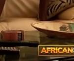 Тайно снимал мои африканские девушки