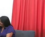 Большая мама получает куни и секса от сына