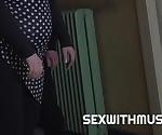 Беременная женщина-мусульманка занимается сексом с другом
