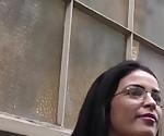 Французский араб, адвокат Нея 27yo