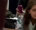 Арабская медсестра выебанная