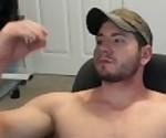 Вы хотите, чтобы ваш парень был такой горячий! Доминирующим рубашку рвать ботаник!