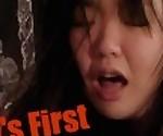 Curvy Korean Babe Cums SIx Times From a Rough Deep Fucking