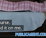 publicagent massage fuck