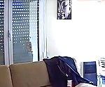 RealLifeCam Adriana Masturbate on Couch 2